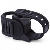 Bicycle Mount Clamp Clip Cycling Torch Lamp Light Bracket Flashlight LED Holder
