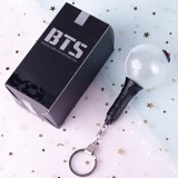 Kpop Army Bomb BTS Glow Bangtan Boys Lightstick Keychain Ver.1