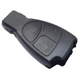 Car 3 Buttons Remote Control Key Replacement Case Fit For Mercedes Benz W203 W211 W204 Alarm Cover Key Shell
