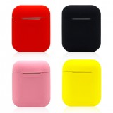 9 Colors Silicone AirPods Headset Protective Case Airpods Protective Sleeve Box Cover For Wireless Bluetooth Earphones