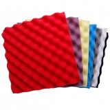 DIY Studio Acoustic Panel Wedge Soundproofing Foam Wall Tiles 30*30*3cm