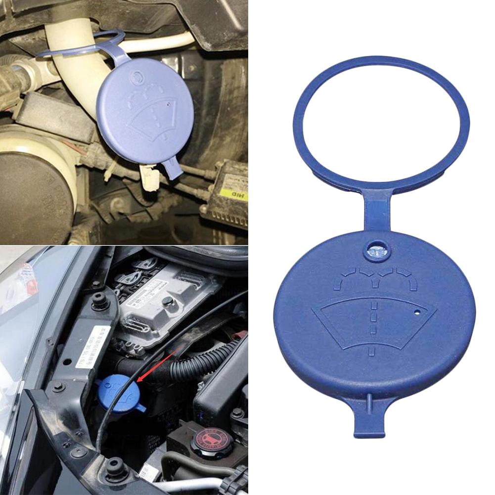 1Pcs Windshield Wiper Washer Fluid Reservoir Tank Bottle Cap for Peugeot Citroen