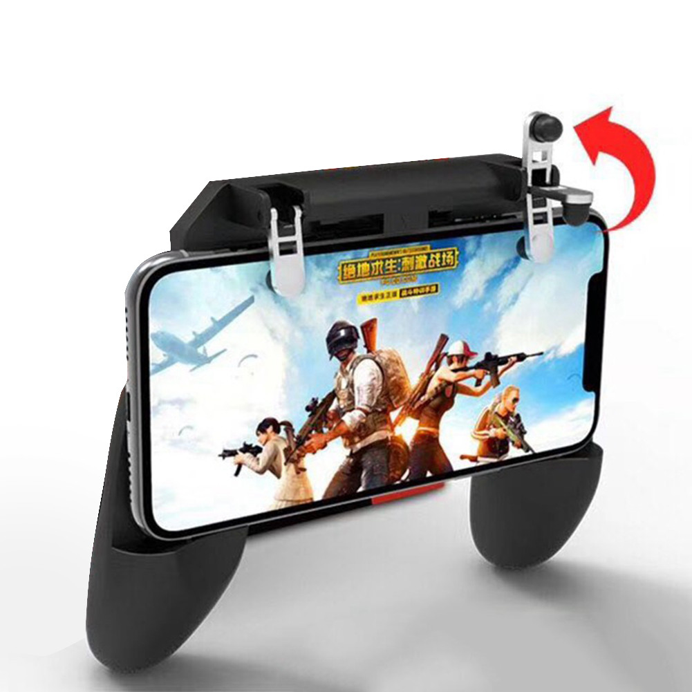 Gamepad Handle Wireless Joystick Remote Control Controller for Android IOS  PUBG Game L1R1 Fire Shooter Accessories