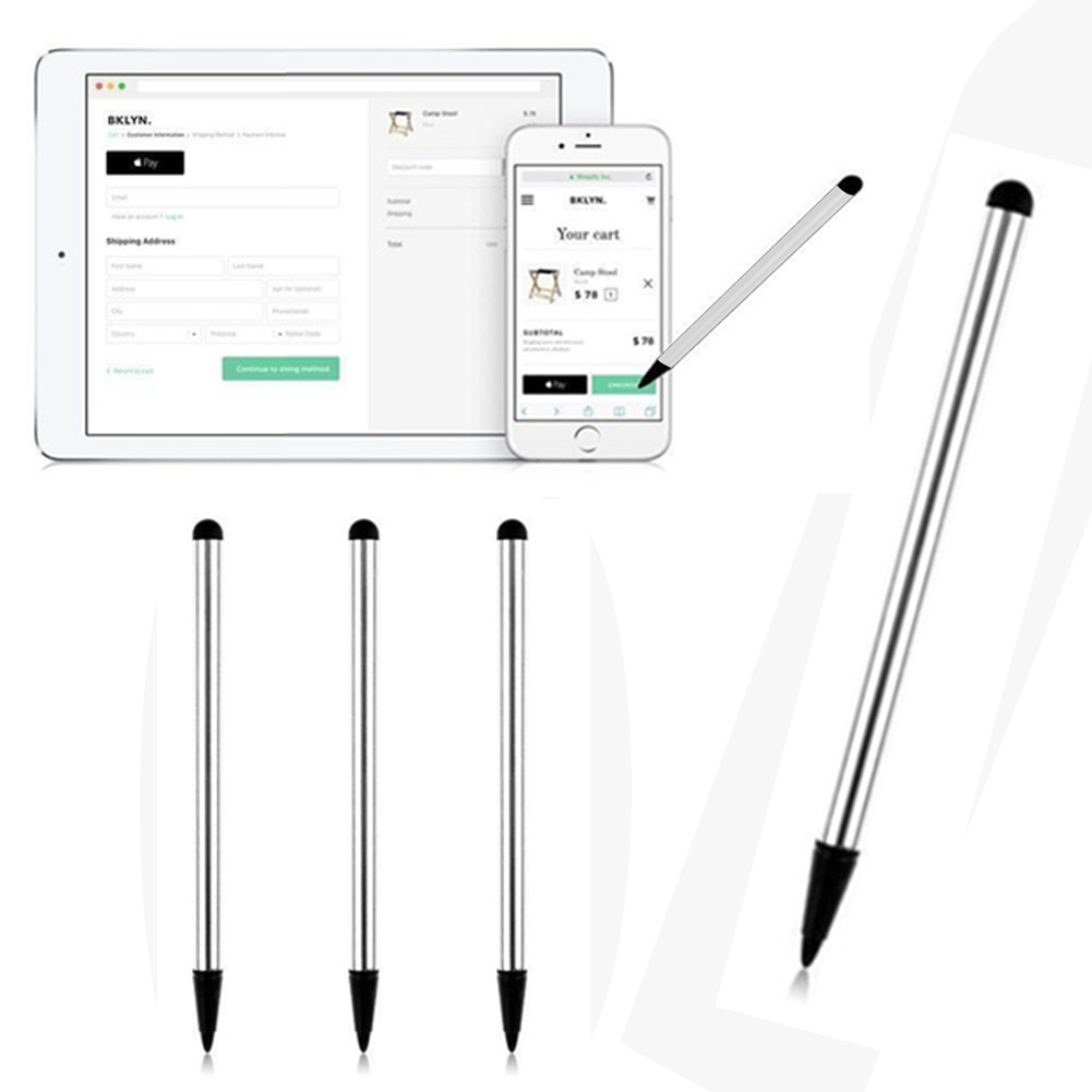 """Universal Pen Capacitive Touch Screen Stylus FOR PC TAB Ebook Reader 8/"""" 8in 4th"""
