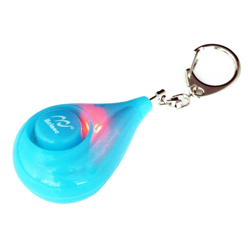 Safesound Personal Alarm 130dB Security Device as Keychain Bag Decoration