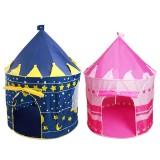 Lovely Princess Castle Kid Baby Play Tent Fun Playhouse Outdoor Indoor Tent Den