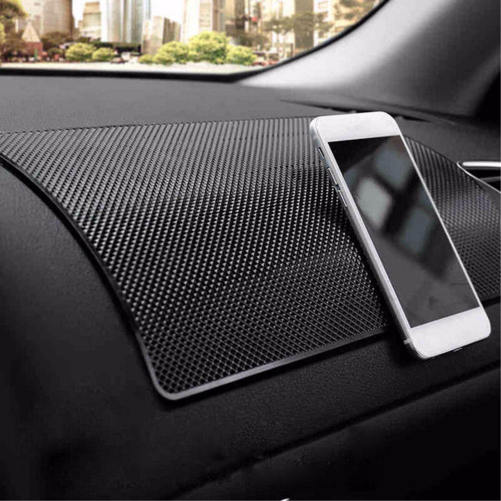 Car Anti-Slip Pad Non-Slip Mat Cell Phone Dashboard Sticky Coin GPS PDA Holder