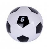 PVC Classic Black White Standard Soccer Ball Student Training Professional Match Football Size 3 4 5