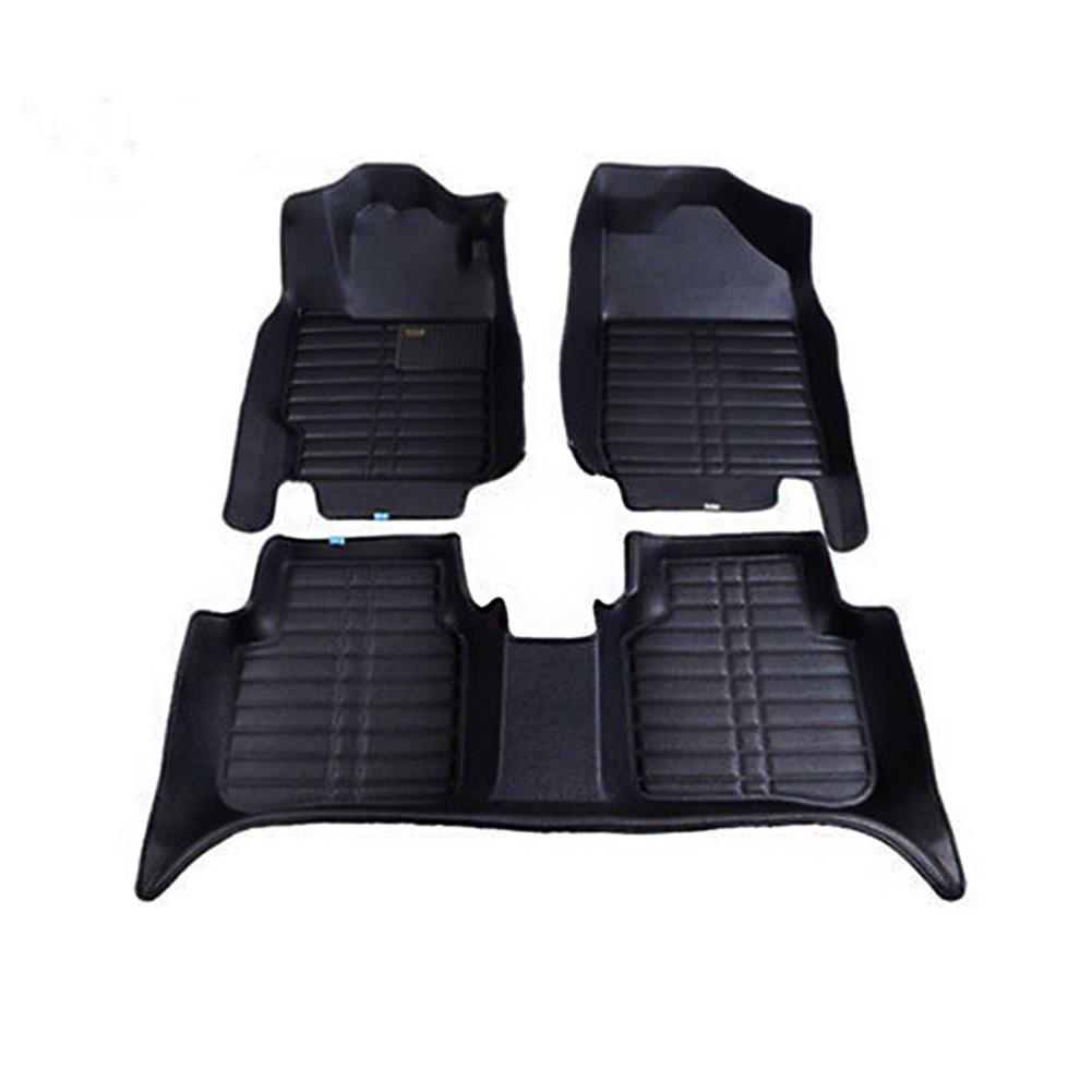 For Toyota Camry 2012-2018 Car Floor Mats Carpets Waterproof pads Auto Mat