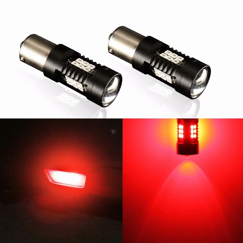 1Pc H7 H8 H11 9005 9006 1156 BA15S 1157 BAY15D T20 7443 LED Bulb Car Fog Light Lamp Auto Tail DRL Driving