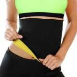 Ladies Neoprene Hot Body Waist Slimming Sweat Yoga Belt Women GYM Thermal Trainer Belt Waist Trimmer Corset