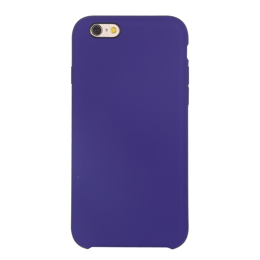 Custodia iPhone 6S Plus Silicone