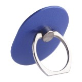 100 PCS Universal Oval Shape 360 Degree Rotatable Ring Stand Holder for Almost All Smartphones (Blue)