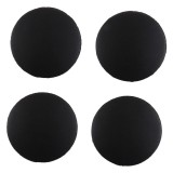 4 PCS Non-Slip Bottom Rubber Cooling Mat Pad Feet for Apple MacBook A1706 / A1707 / A1708