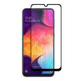 ENKAY Hat-Prince 0.26mm 9H 2.5D Curved Edge Tempered Glass Film for Galaxy A30 / A50