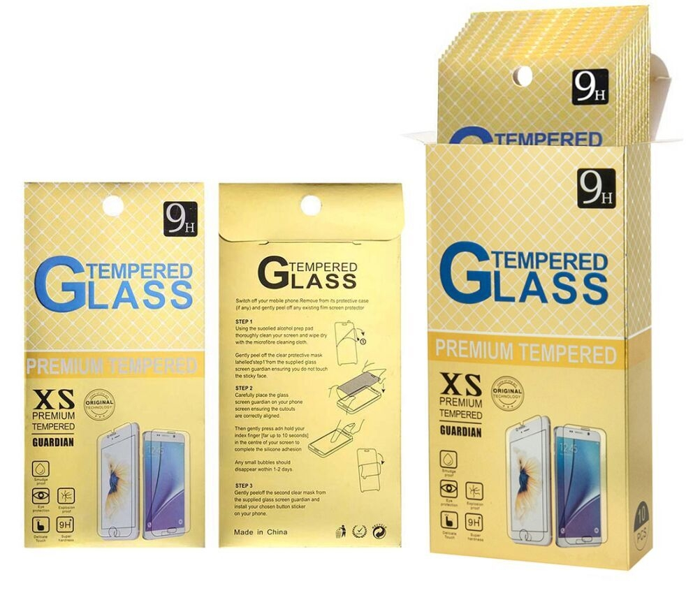 10 PCS 0 26mm 9H 2 5D Tempered Glass Film for Huawei Y5 Prime (2018)