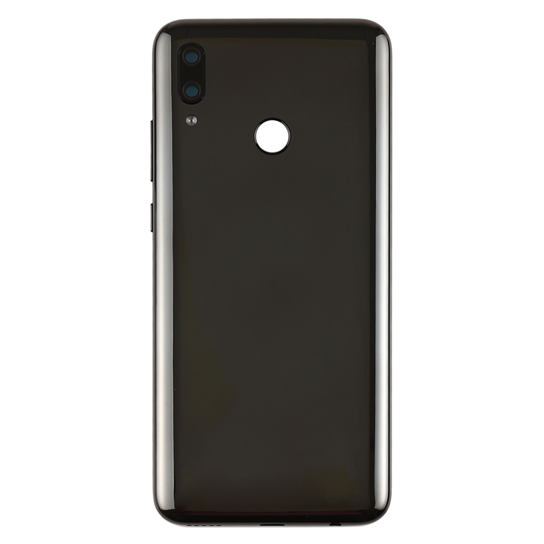 online store 3fc74 b6db9 Original Battery Back Cover with Camera Lens for Huawei P Smart (2019)  (Black)