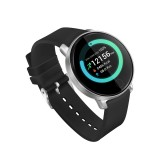 ZGPAX S226D 1.3 inch IP67 Waterproof Smartwatch Bluetooth 4.0, Support Incoming Call Reminder / Blood Pressure Monitoring / Sleep Monitor / Pedometer (Black Silver)