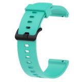 Silicone Sport Wrist Strap for Garmin Vivoactive 3 20mm (Mint Green)