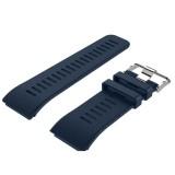 Silicone Sport Wrist Strap for Garmin Vivoactive HR (Dark Blue)
