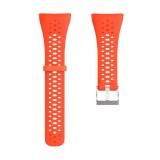 Silicone Sport Wrist Strap for POLAR M400 / M430 (Orange)