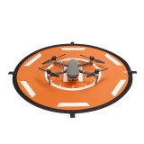STARTRC DJI Mavic 2 / AIR / Phantom Series / Inspire Series 80CM Portable Parking Apron (Orange)
