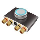 168MNI Car HIFI Amplifier Audio, Support MP3 / Bluetooth, EU Plug