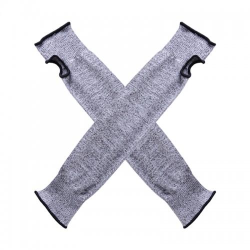 Elastic Breathable Anti-cut Elbow Arm Sleeve HPPE Protective Gear, Length: 36cm