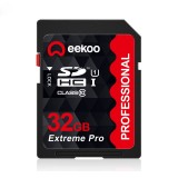 eekoo 32GB High Speed Class 10 SD Memory Card for All Digital Devices with SD Card Slot