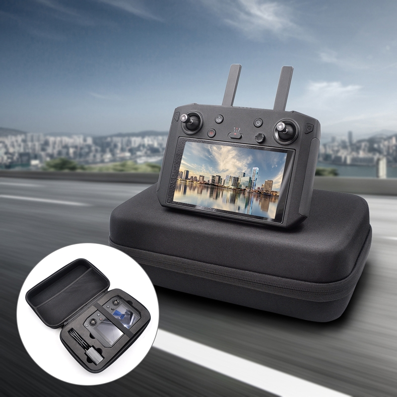 STARTRC Portable Shockproof Storage Bag Carrying Bag for DJI MAVIC2 (Black)