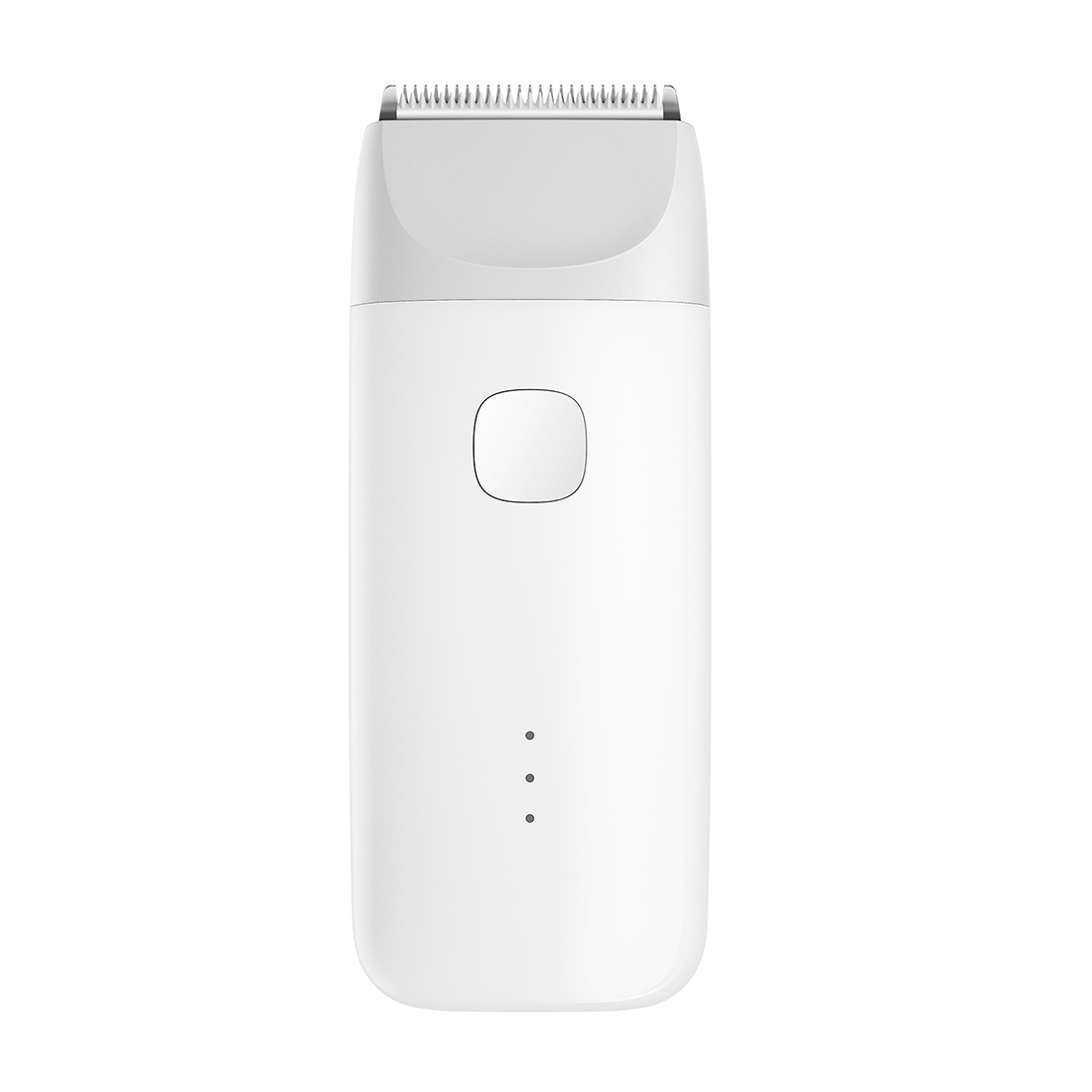 Original Xiaomi Rechargeable USB Electric Hair Shaver For Baby Haircut  Machine (White)
