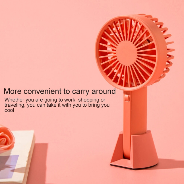 Xiaomi VH 2 In 1 Portable Handheld Mini USB Desk Small Fan 3 Cooling Wind Speed