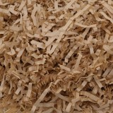 60g RF1101-20 Raffiti Filler Paper Grass Shredded Crumpled Wedding Decorations Party Gift Box Filling (Wood)