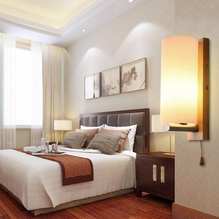 Modern Simple Design LED Warm White Light Wall Lamp for Bedroom Living Room  Hallway