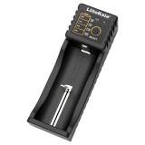 LiitoKala Lii-100 Battery Charger for Li-ion IMR 18650, 18490, 18350, 17670, 17500, 16340 (RCR123), 14500, 10440
