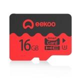 eekoo 16GB U3 TF (Micro SD) Memory Card, Minimum Write Speed: 30MB / s, Flagship Version