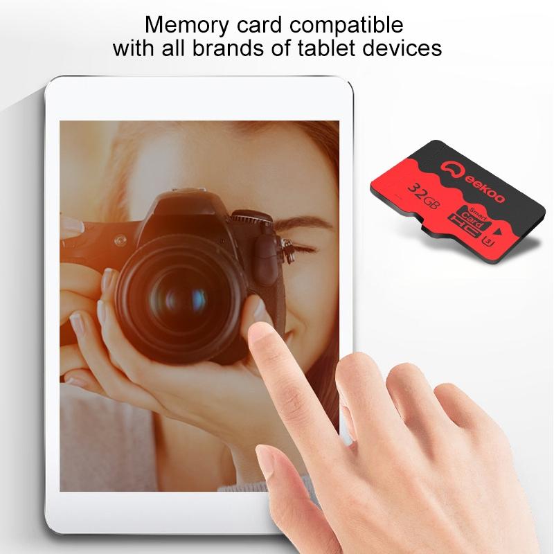 eekoo 32GB CLASS 10 TF (Micro SD) Memory Card, Minimum Write Speed: 10MB / s, Universal Version
