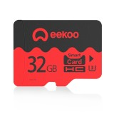 eekoo 32GB U3 TF (Micro SD) Memory Card, Minimum Write Speed: 30MB / s, Flagship Version