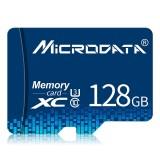 MICRODATA 128GB U3 Blue TF (Micro SD) Memory Card