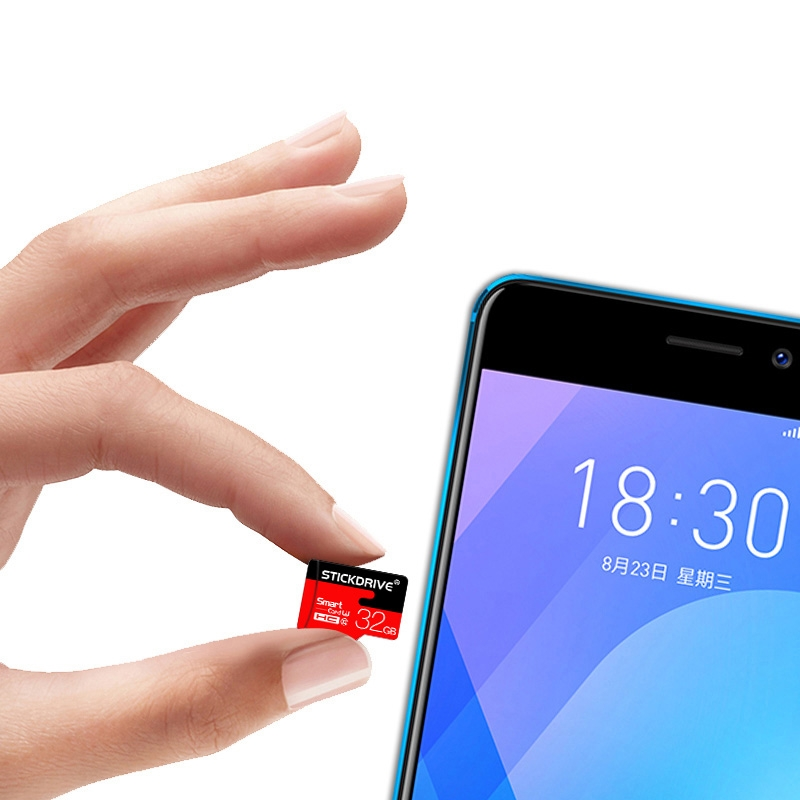 Stickdrive 128GB High Speed Class 10 Micro SD (TF) Memory Card