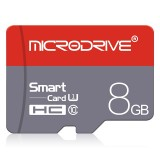 Stickdrive 8GB High Speed Class 10 Micro SD (TF) Memory Card