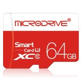 Stickdrive 64GB Class 10 High Speed Class 10 Micro SD (TF) Memory Card