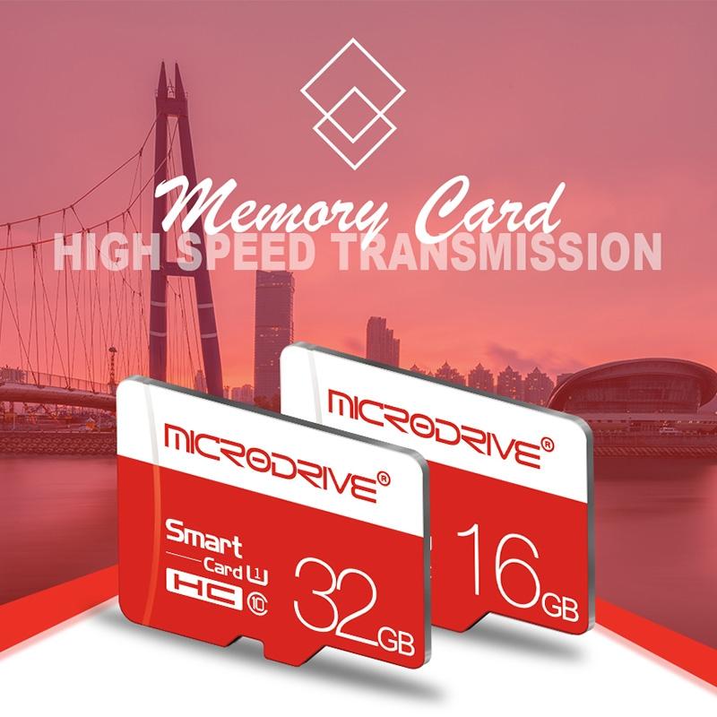 Stickdrive 64GB Class 10 High Speed Class 10 Micro SD (TF) Memory Card