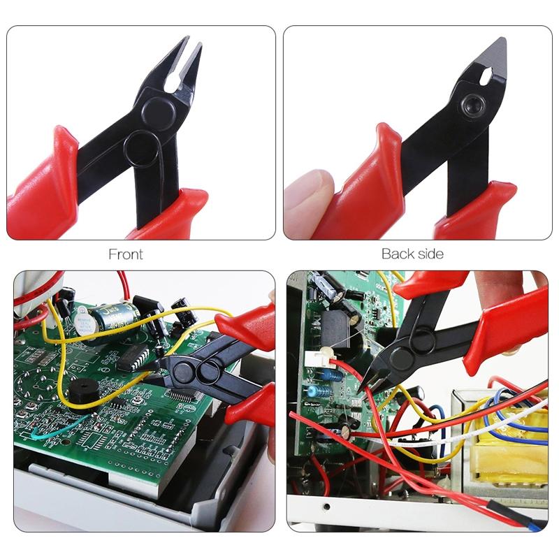 BEST 109 Diagonal Plastic Cutter Nipper