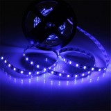 YWXLight IP20 300LEDs 5M SMD 5630 LED Strip Flexible LED Ribbon For Home Decoration DC 12V (Blue)