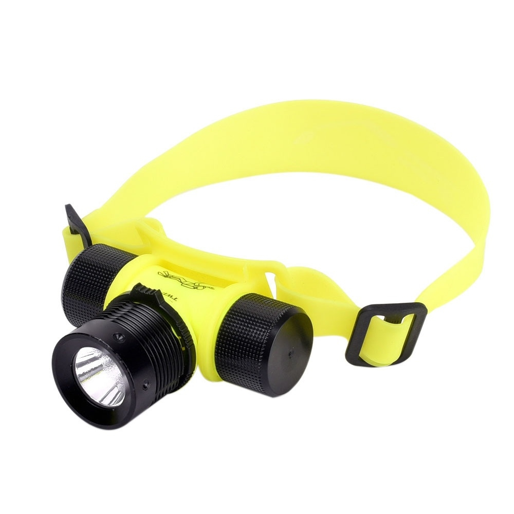 2c1a8c18cd95 YWXLight Rechargeable Underwater Headlamp Frontal Flashlight LED Working  Headlight Lightweight Diving Head Lamp Scuba Dive Torch. ZY14021620_1. ...