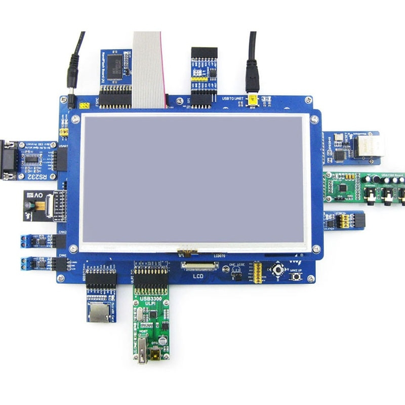 Waveshare Open429I-C Package A, STM32F4 Development Board