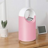 YWXLight Electric Mosquito Killer Repellent Lamp USB Light Mosquito Killer Fly Bug Insect Pest Trap Repellent Lamp (Pink)