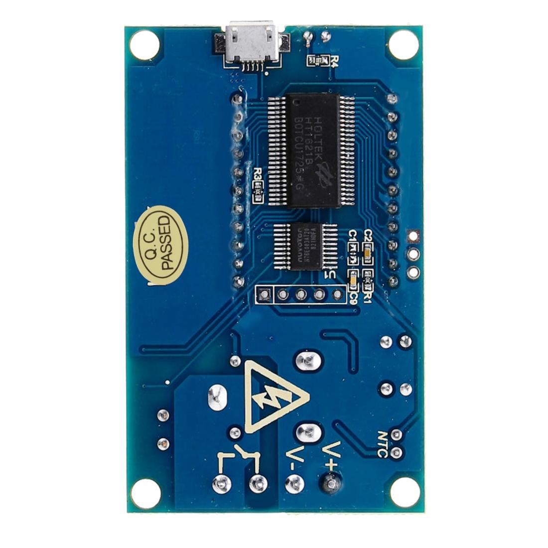 Temperature Controller Circuit Temperature Control Circuit