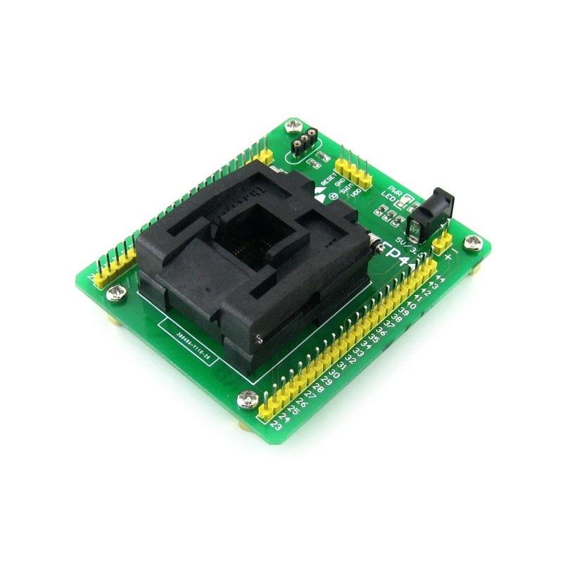 ALLPARTZ Waveshare STM8-QFP44 Programmer Adapter